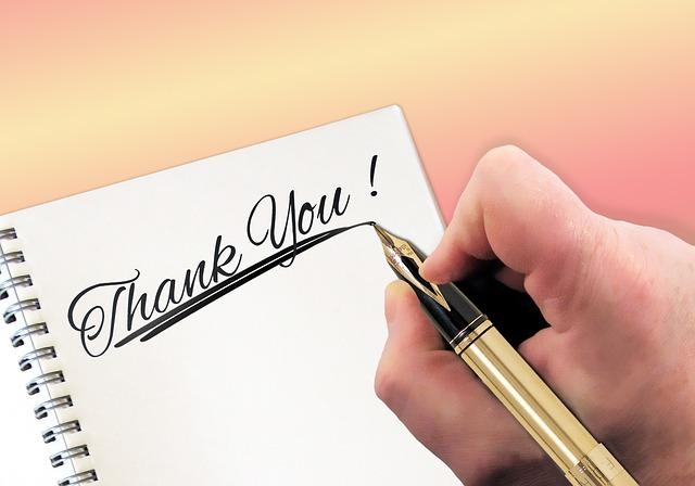 Testimonials Thank You
